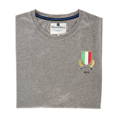 Italy 1929 Grey T-Shirt_Folded