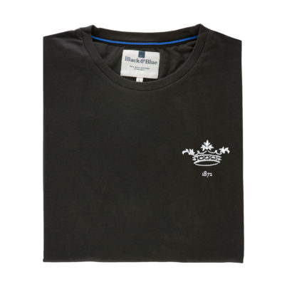 Oxford 1872 Asphalt Tshirt_Folded
