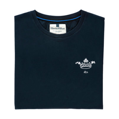 Oxford 1872 Navy Tshirt_Folded