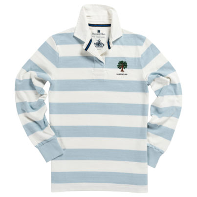 CANFORD SCHOOL 1923 WOMEN'S RUGBY SHIRT