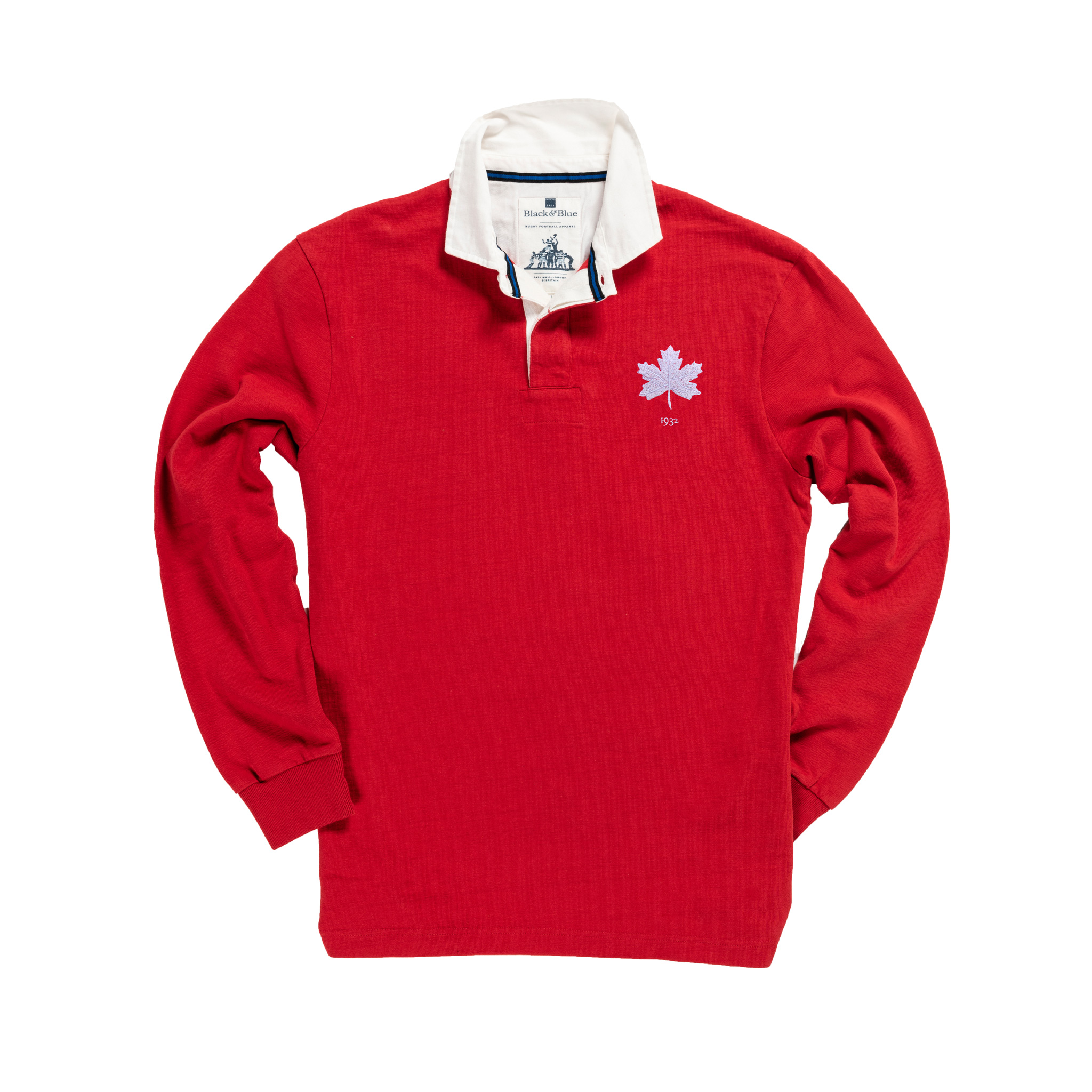 Canada 1932 Vintage Rugby Shirt