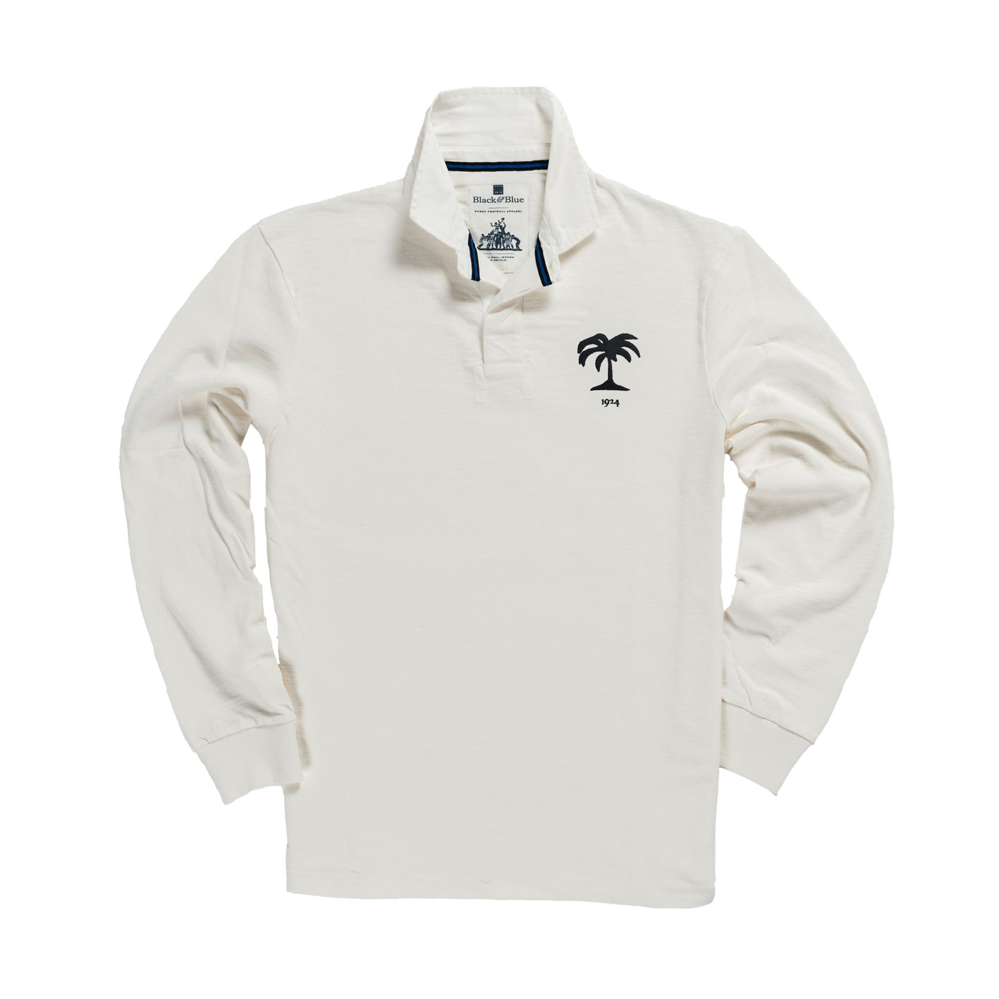 Fiji 1924 Vintage Rugby Shirt