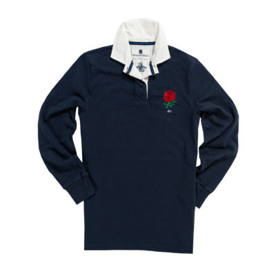 ENGLAND 1871 WOMEN'S RUGBY SHIRT – AWAY