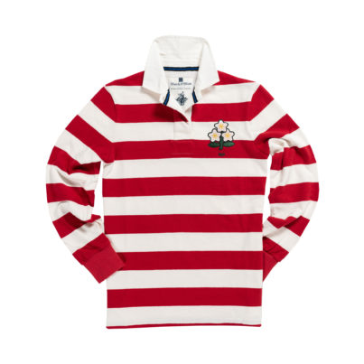 JAPAN 1932 WOMEN'S RUGBY SHIRT