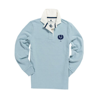 SCOTLAND 1871 WOMEN'S VINTAGE RUGBY SHIRT – AWAY (WC)