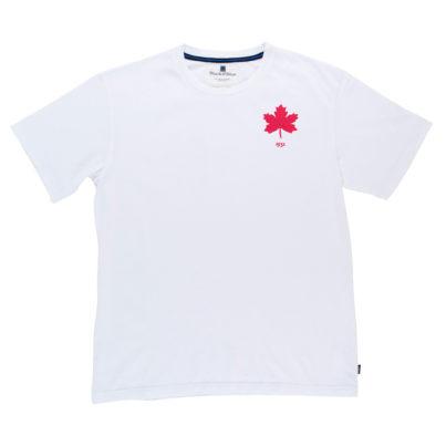 CANADA 1932 WHITE T-SHIRT