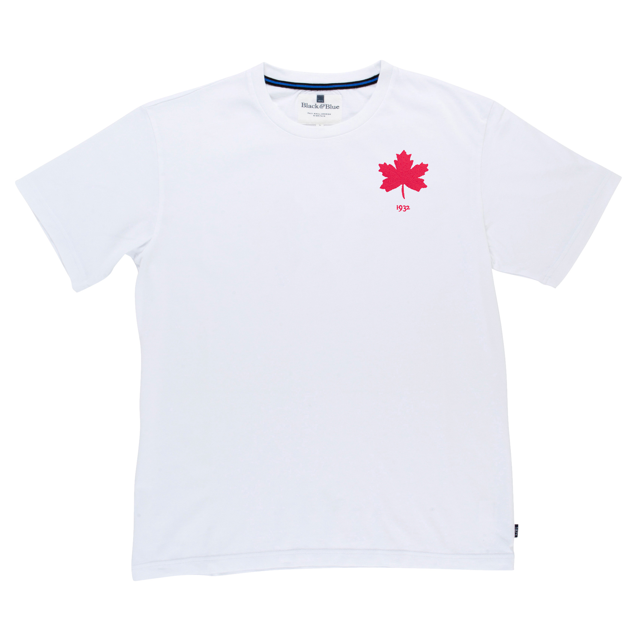 Canada 1932 White Tshirt_Front