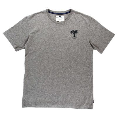 FIJI 1924 GREY T-SHIRT