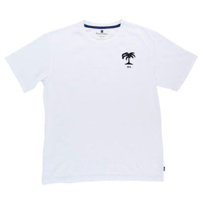 FIJI 1924 WHITE T-SHIRT