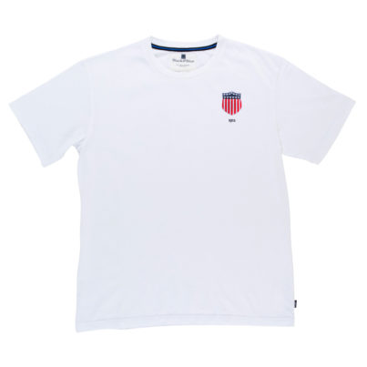 USA 1912 WHITE T-SHIRT