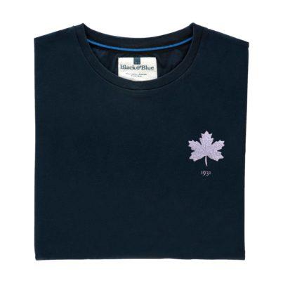Canada 1932 Navy Tshirt_Folded