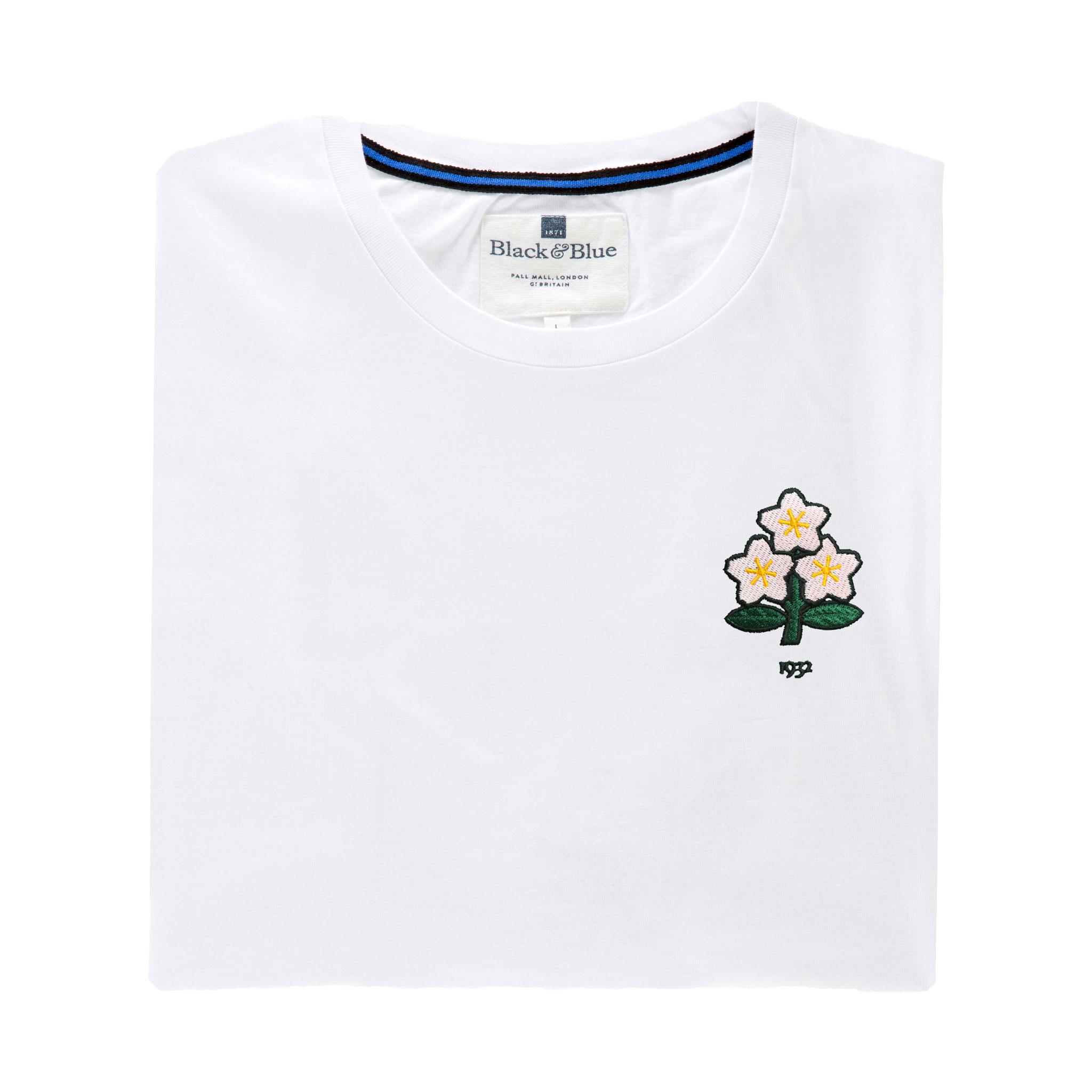 Japan 1932 White Tshirt_Folded