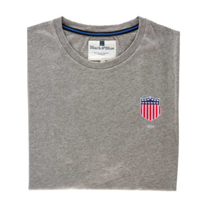 USA 1912 Grey Tshirt_Folded