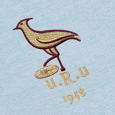 Uruguay_1948_Vintage_Rugby Shirt_Logo