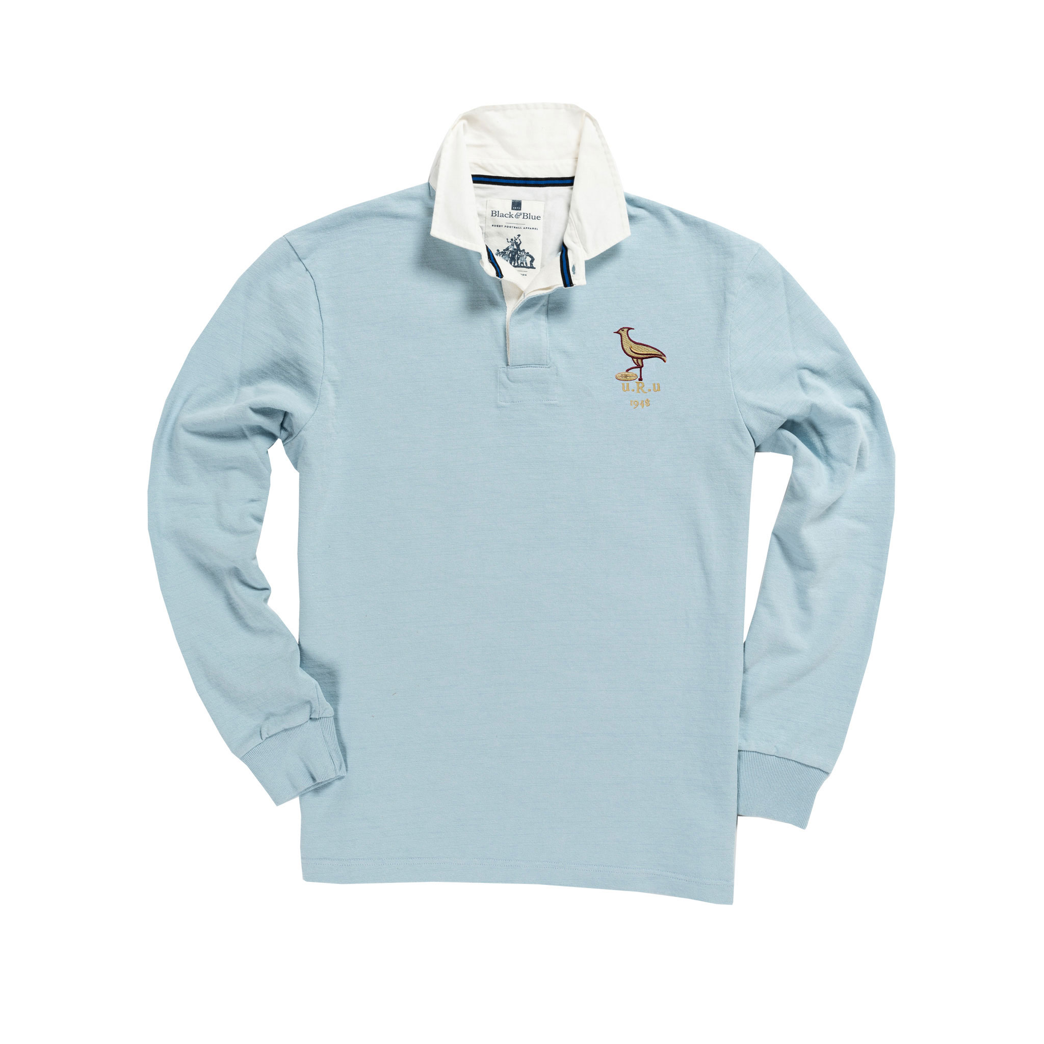Uruguay_1948_Vintage_Rugby Shirt_Front