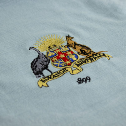 Original Australian Coat Of Arms Rugby Shirt