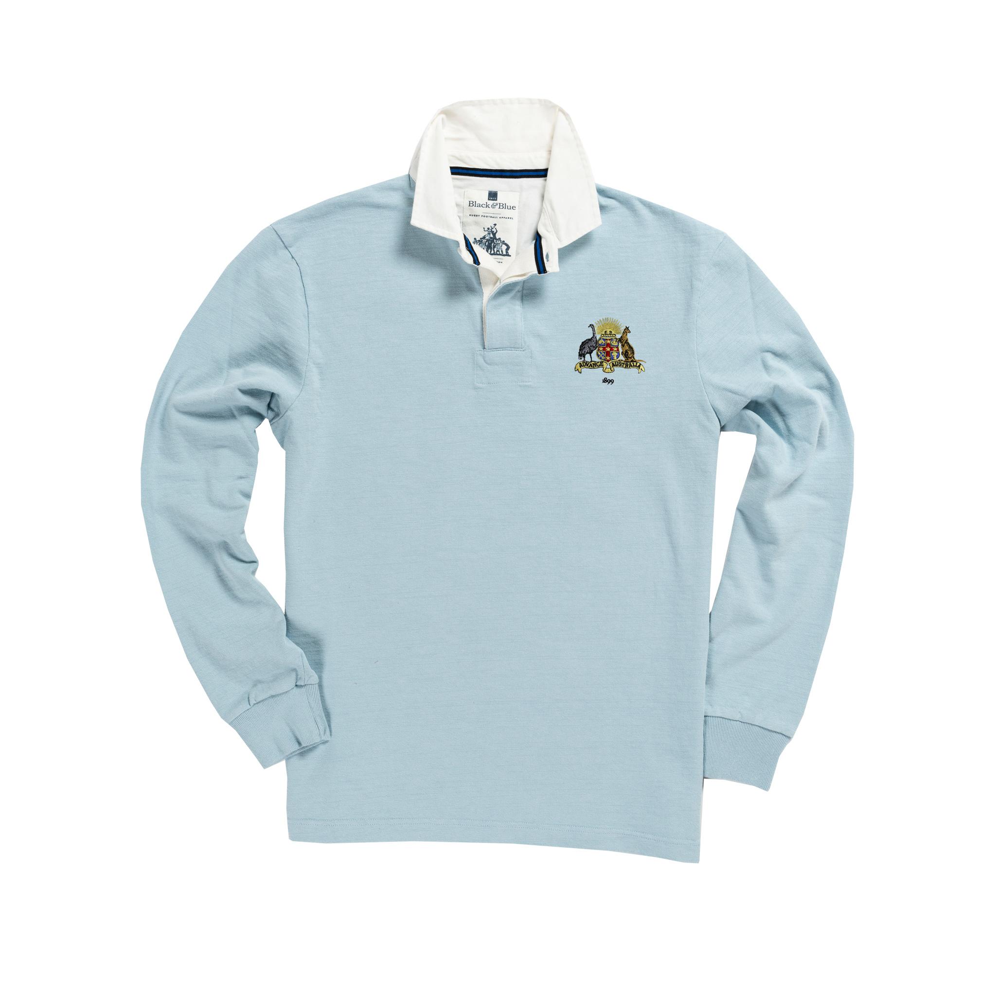 Original Australian Coat of Arms Rugby Shirt
