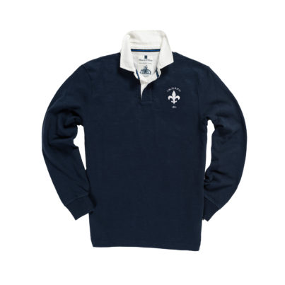 ST. MARY'S HOSPITAL 1865 RUGBY SHIRT