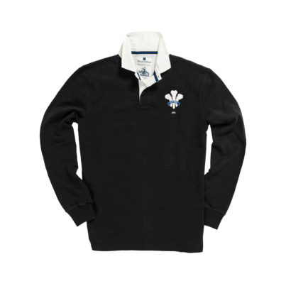 WALES 1881 RUGBY SHIRT – SPECIAL EDITION (BWC)