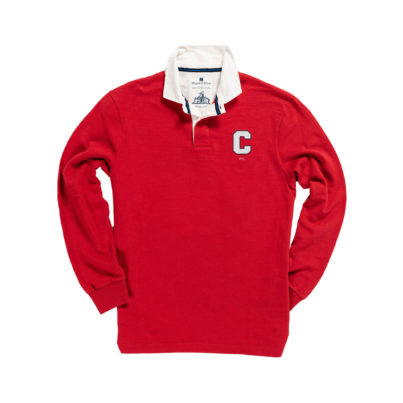 CORNELL 1865 RUGBY SHIRT