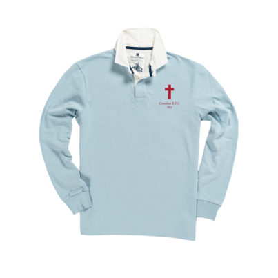 CRUSADERS 1871 RUGBY SHIRT