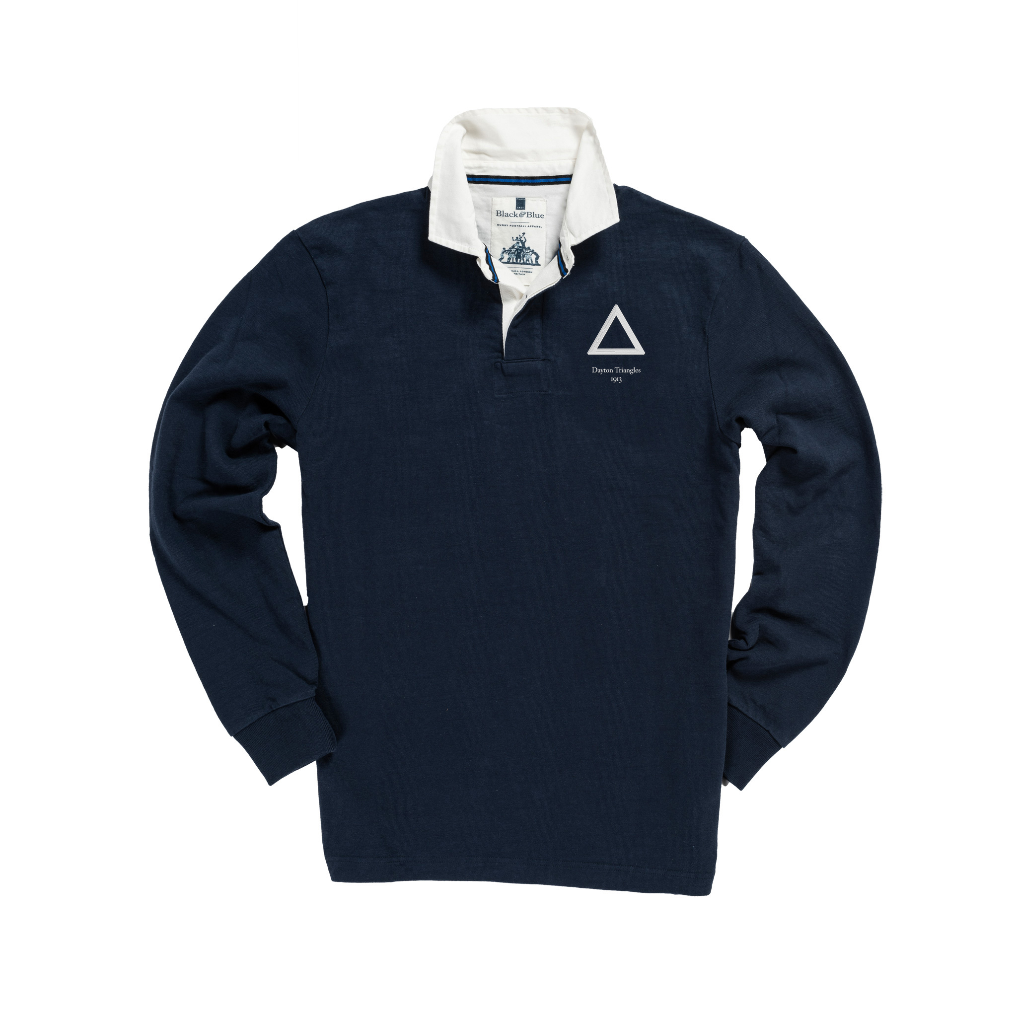 Dayton Triangles Rugby Shirt_Front
