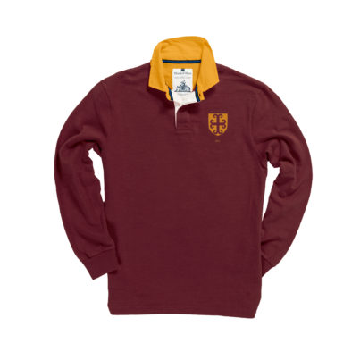 DOWNSIDE SCHOOL 1617 RUGBY SHIRT