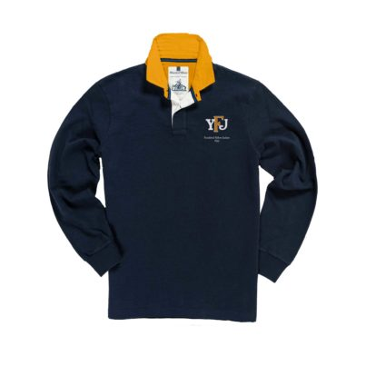 FRANKFORD YELLOW 1899 JACKETS RUGBY SHIRT
