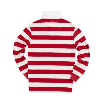 Hawks 1875 Rugby Shirt_Back