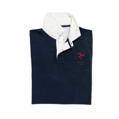 Manx 1870 Rugby Shirt_Folded