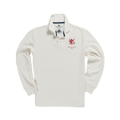 OLD CITIZENS 1884 RUGBY SHIRT