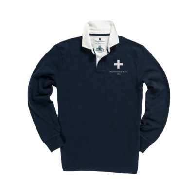PHARMACEUTICAL 1880 RUGBY SHIRT