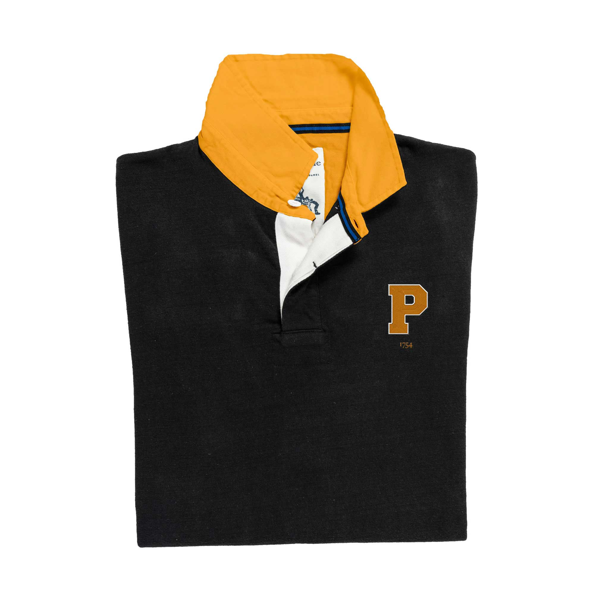 Princetown Rugby Shirt_Folded