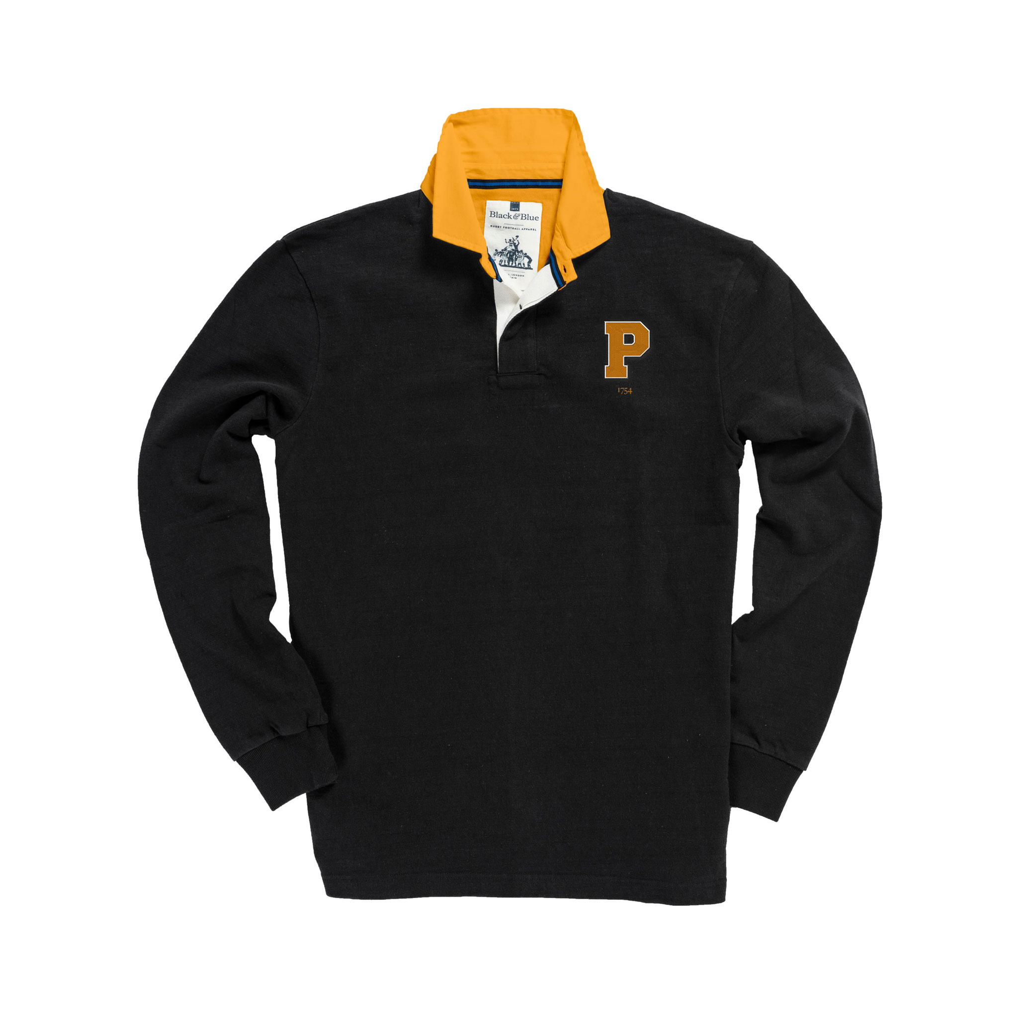 Princetown Rugby Shirt_Front