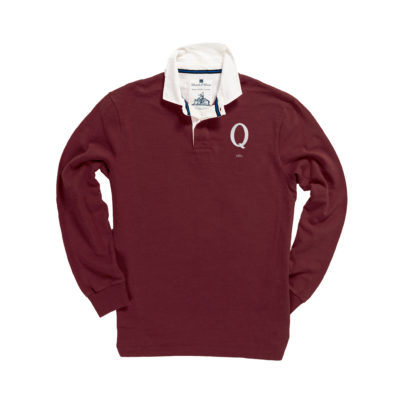 QUEENSLAND 1882 RUGBY SHIRT