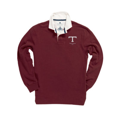 TOLEDO MAROONS 1902 RUGBY SHIRT