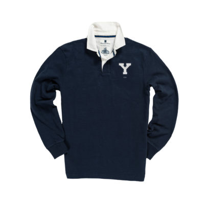 YALE 1701 RUGBY SHIRT