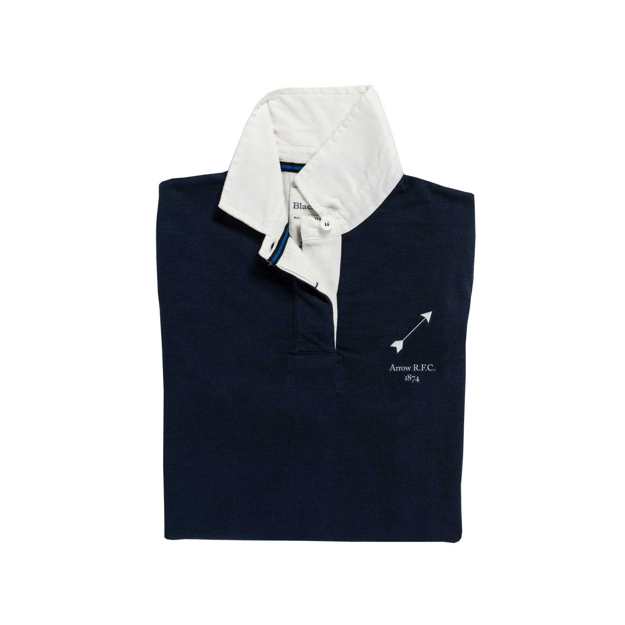 Arrow 1874 Women's Rugby Shirt_Folded