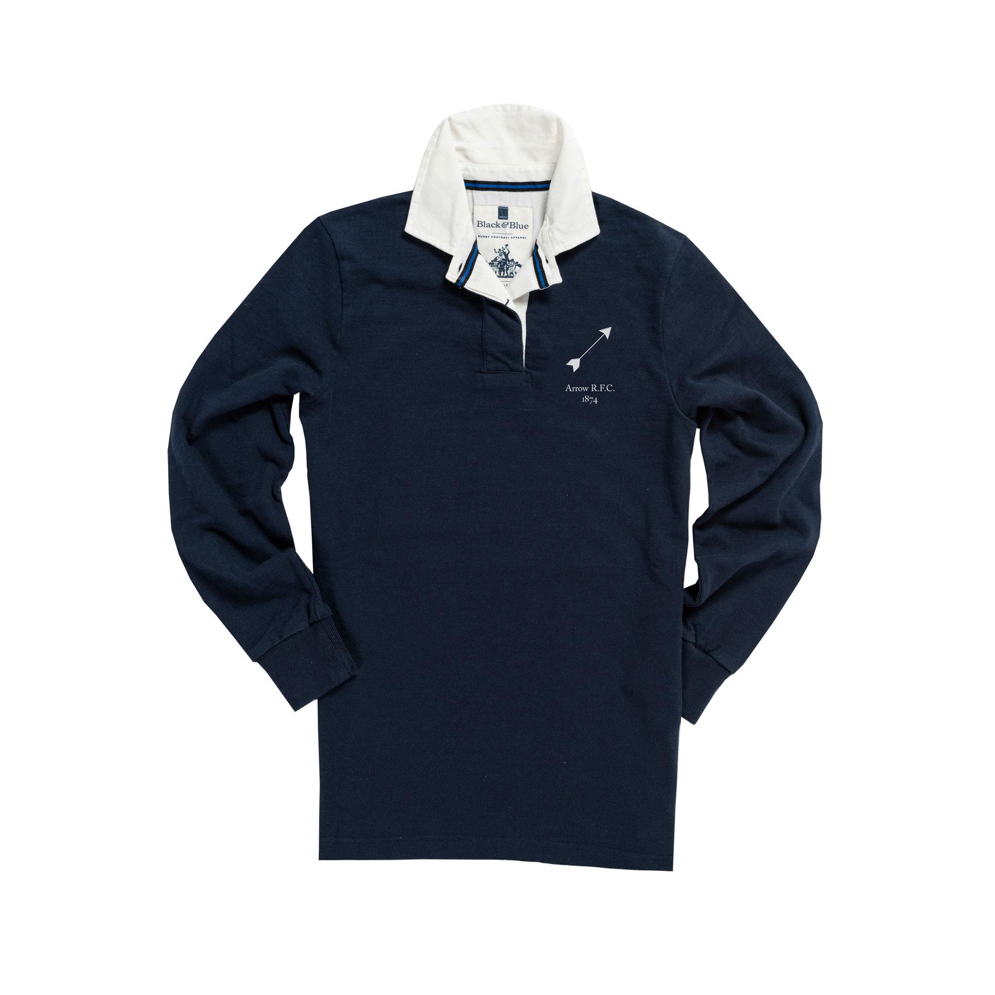 Arrow 1874 Women's Rugby Shirt_Front