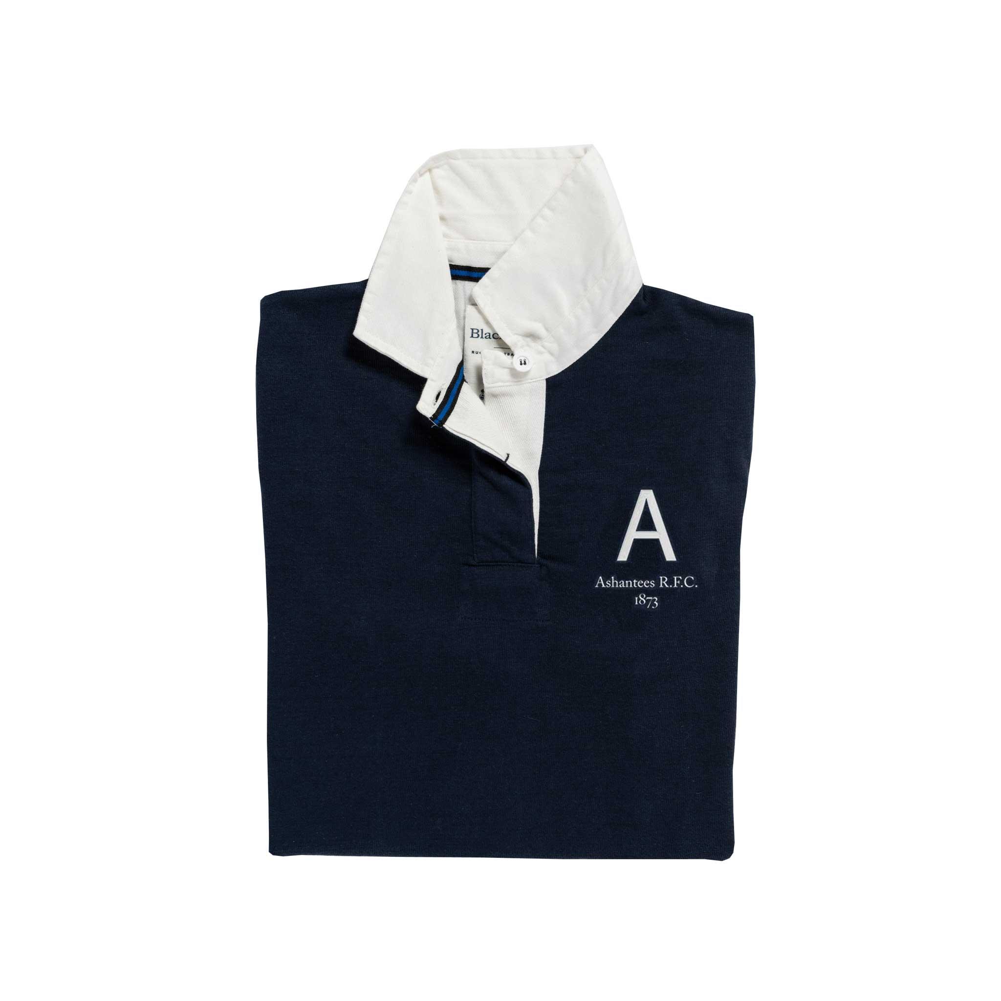 Ashantees 1873 Women's Rugby Shirt_Folded