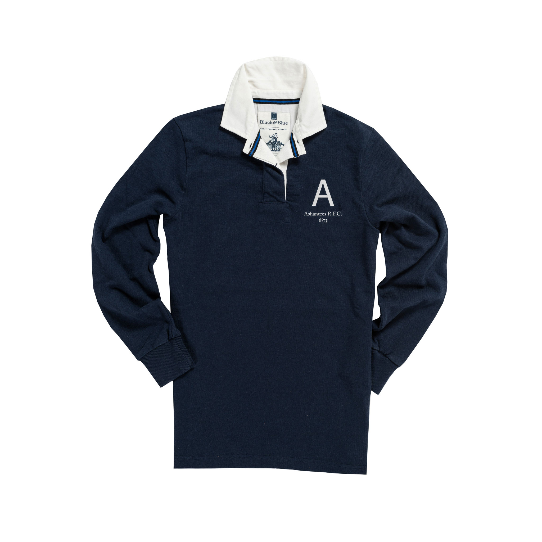 Ashantees 1873 Women's Rugby Shirt_Front