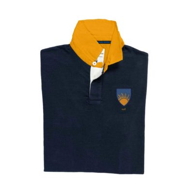 Bryanston 1928 Rugby Shirt_Folded