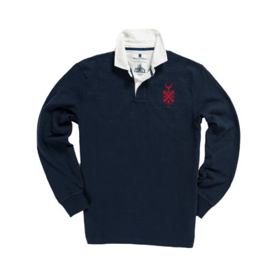 MERCHISTON CASTLE 1833 RUGBY SHIRT