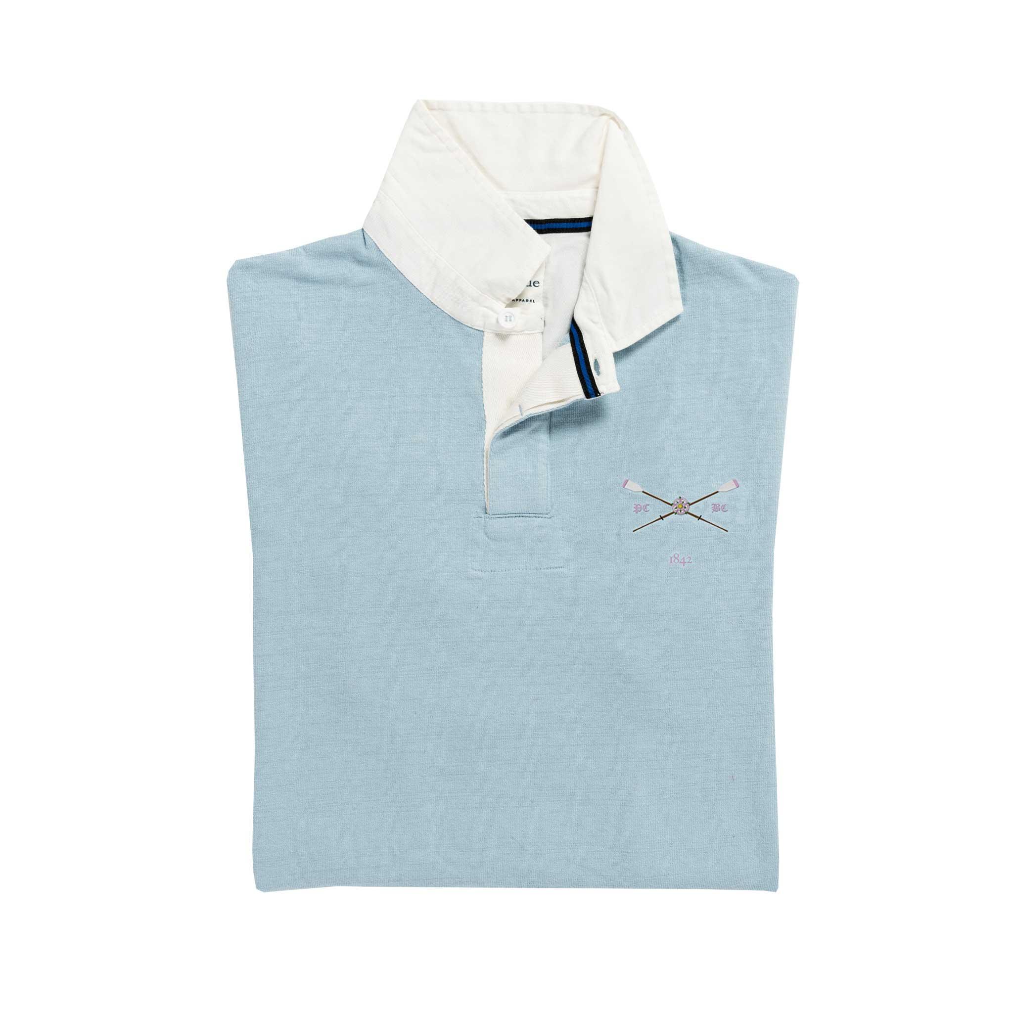 Pembroke 1842 Rugby Shirt_Folded
