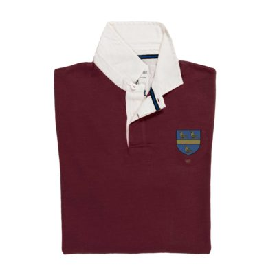 Repton 1557 Rugby Shirt_Folded