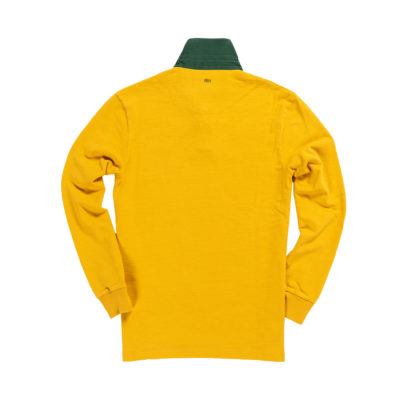 Brazil 1932 Rugby Shirt_Back