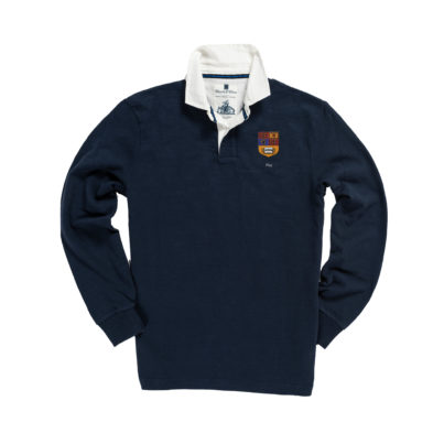 IMPERIAL COLLEGE 1845 RUGBY SHIRT