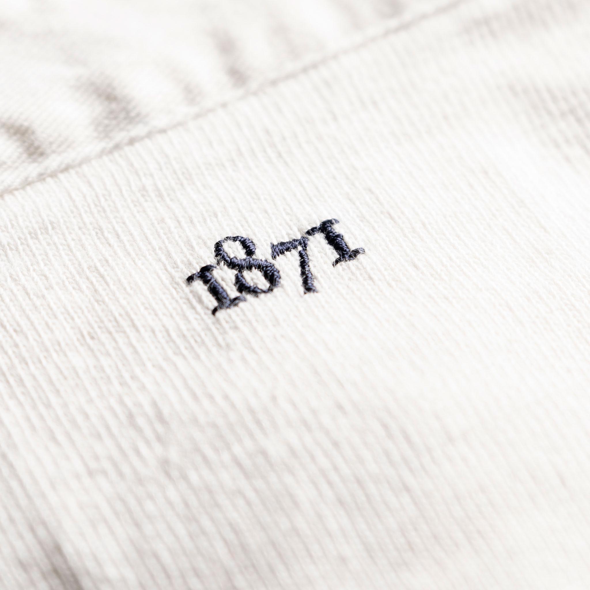 Pembroke 1842 Rugby Shirt White_1871