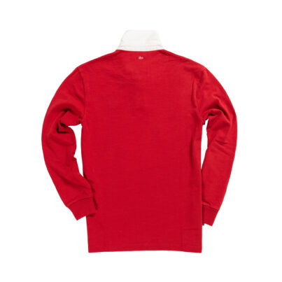 British And Irish Lions 1888 Rugby Shirt_Back