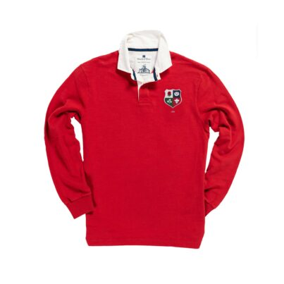 BRITISH AND IRISH LIONS 1888 RUGBY SHIRT